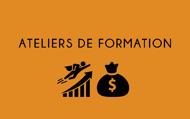 ATELIERS ET FORMATIONS